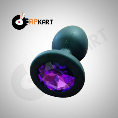 Silicon Butt Plug Medium Size - Adults Product Kart