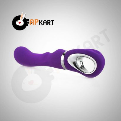 Naughty Purple G-Spot Vibrator Sex Toy- Adults Product Kart