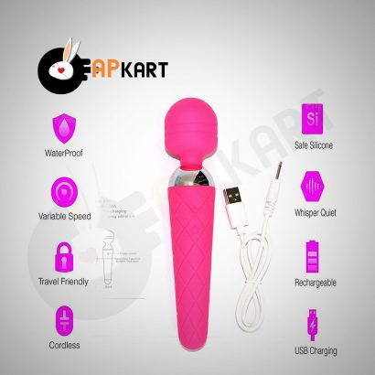 Rechargeable-Wand-Massager-With-10-Vibration-Modes---Adults-Product-Kart-8