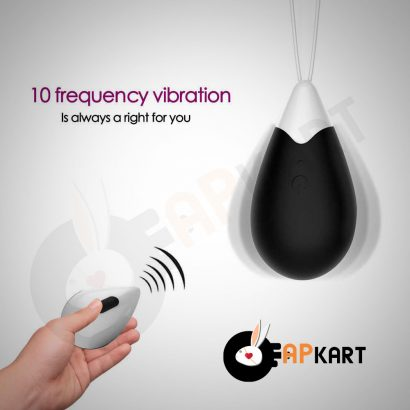 Wireless Love Egg Bullet Sex Toy Vibrator With Remote Control - Adults Product Kart