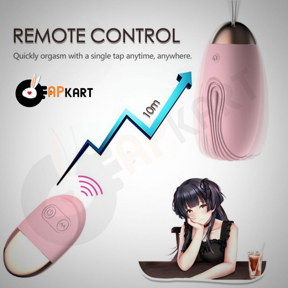 10 Speed Wireless Remote Control Bullet Egg Vibrator-13