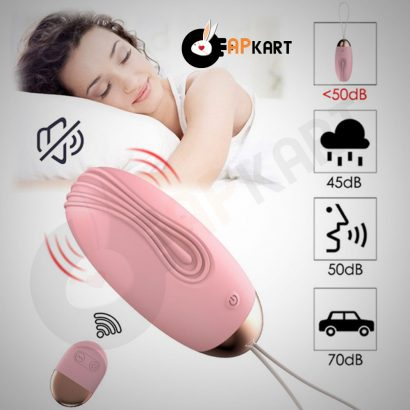 10 Speed Wireless Remote Control Bullet Egg Vibrator-4