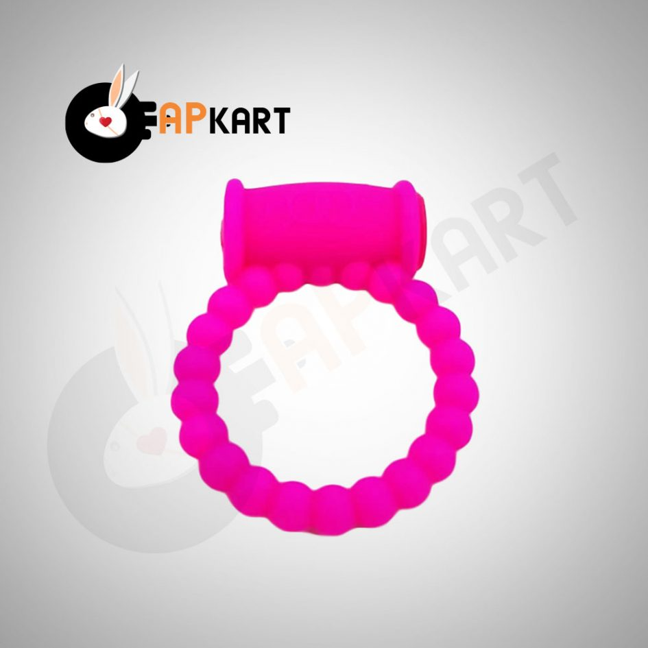 Lovely Vibrating Cock Ring For Men - Adults Product Kart
