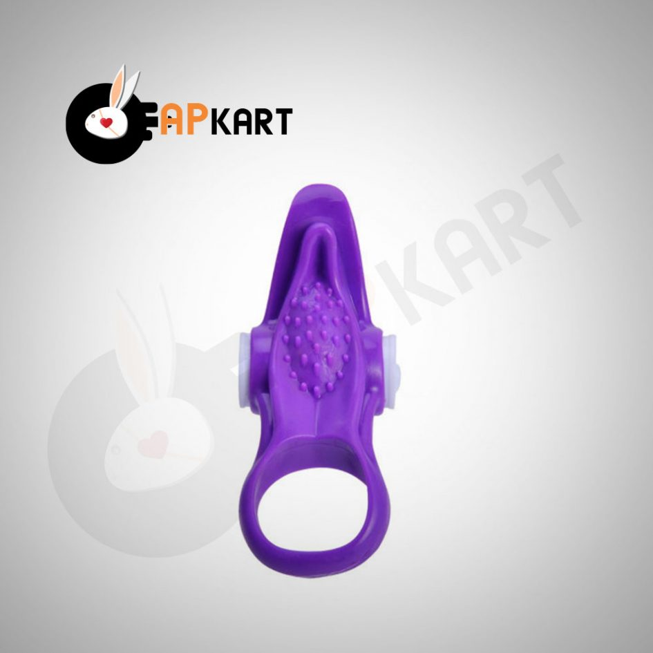 Sili Vibrating Cock Ring For Men - Adults Product Kart